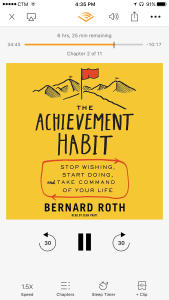 Reading the Achievement Habit