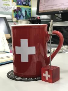 Switzerland pair
