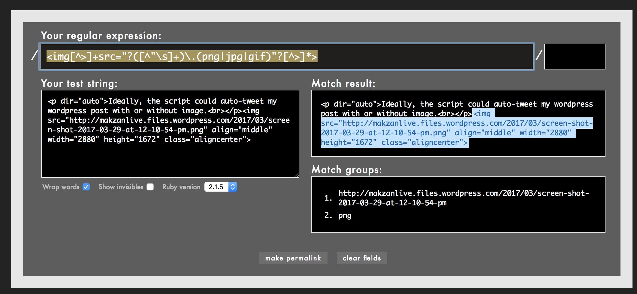 Testing Zapier with Imageagain