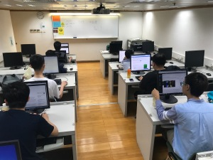 WorldSkills Web Design Macao mid-test