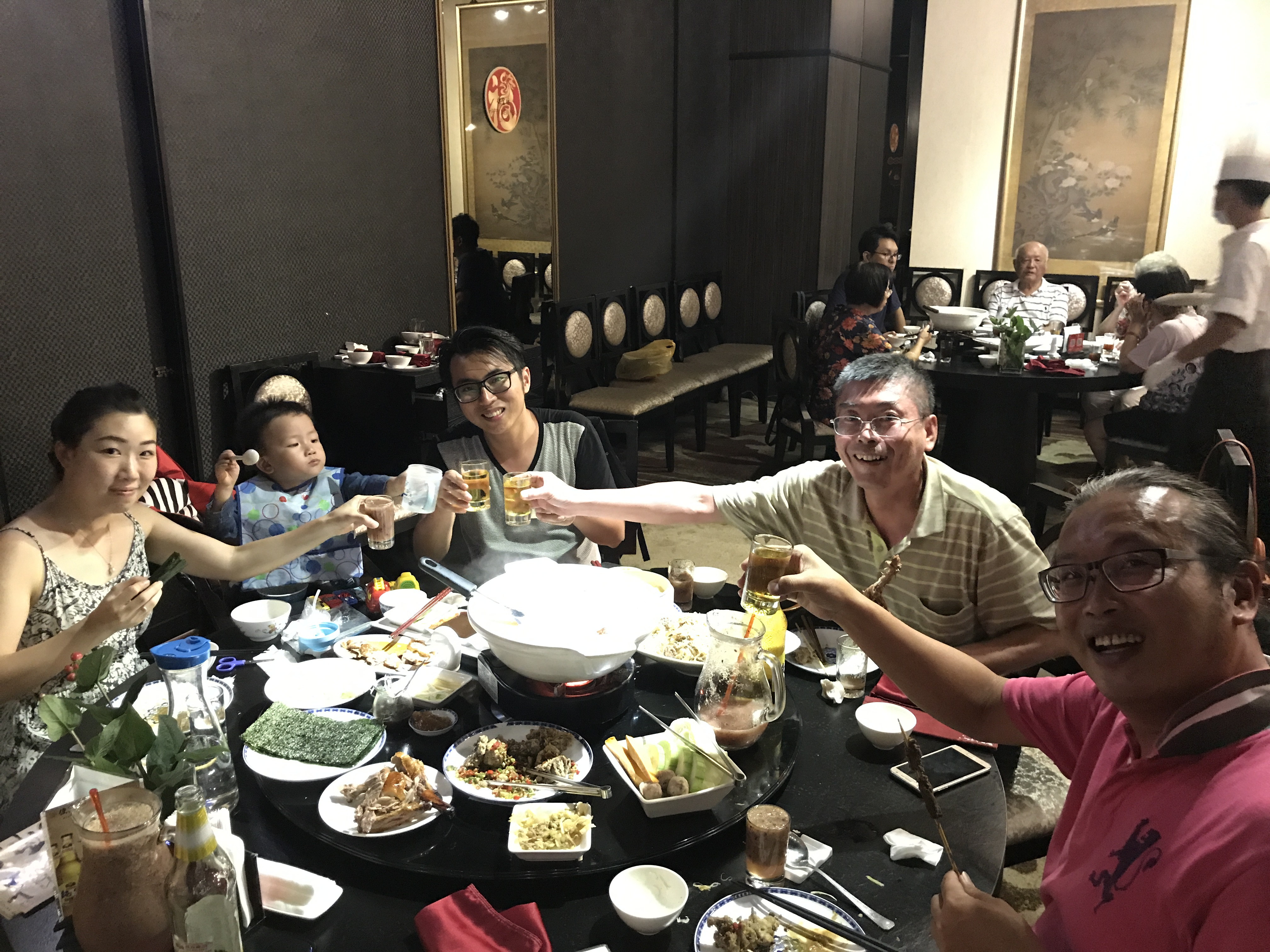 Very nice gathering!