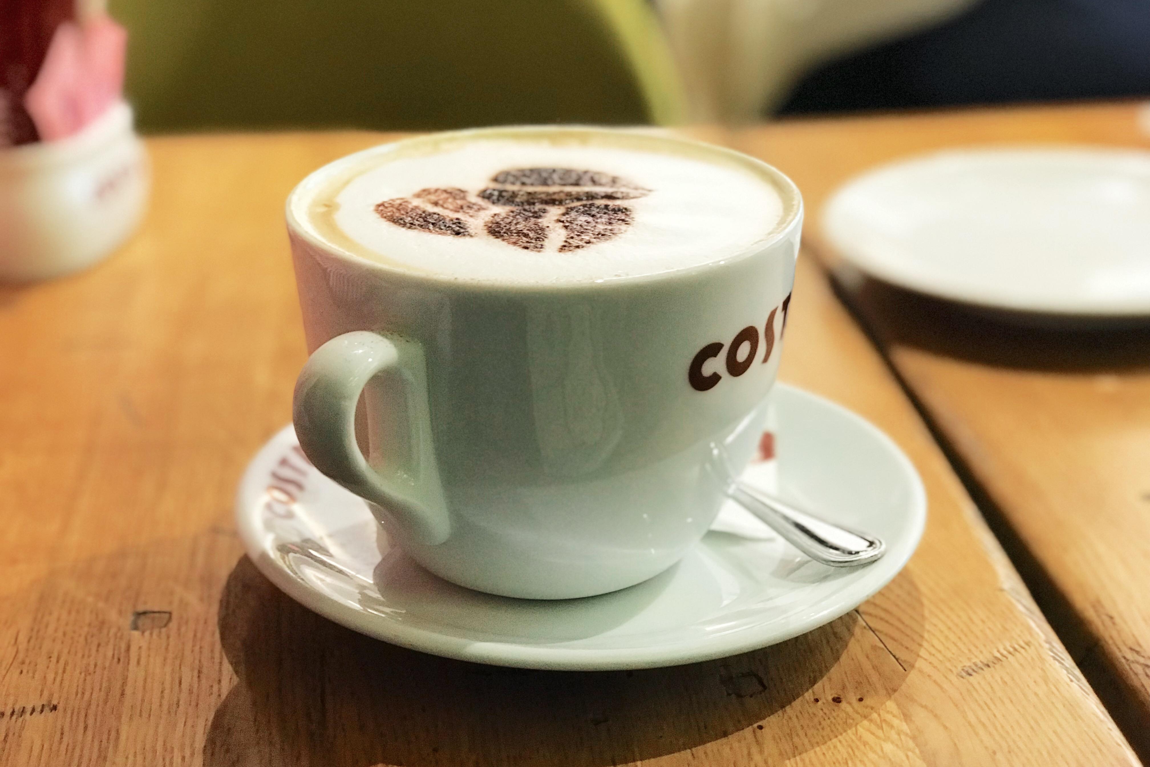 Coffee time in Yasmall.