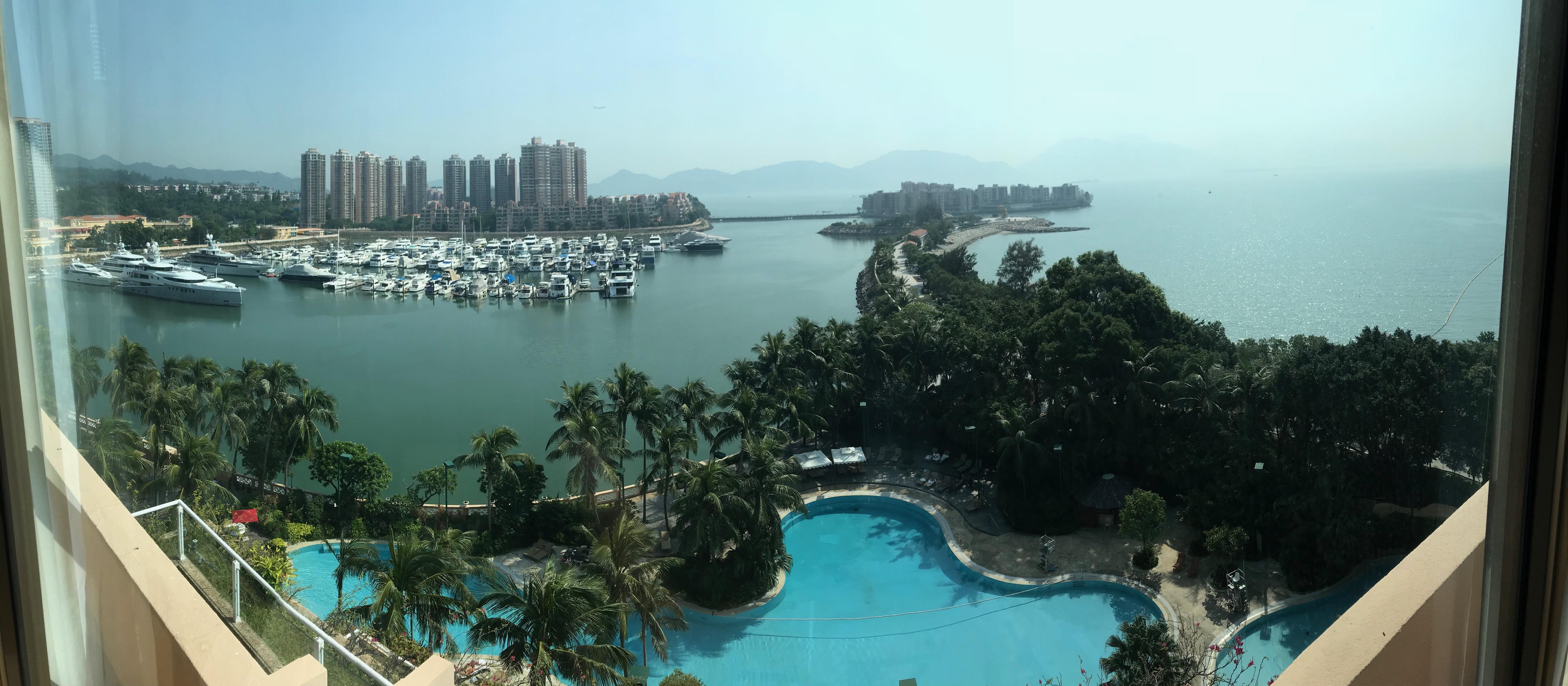 Golden Coast HK.