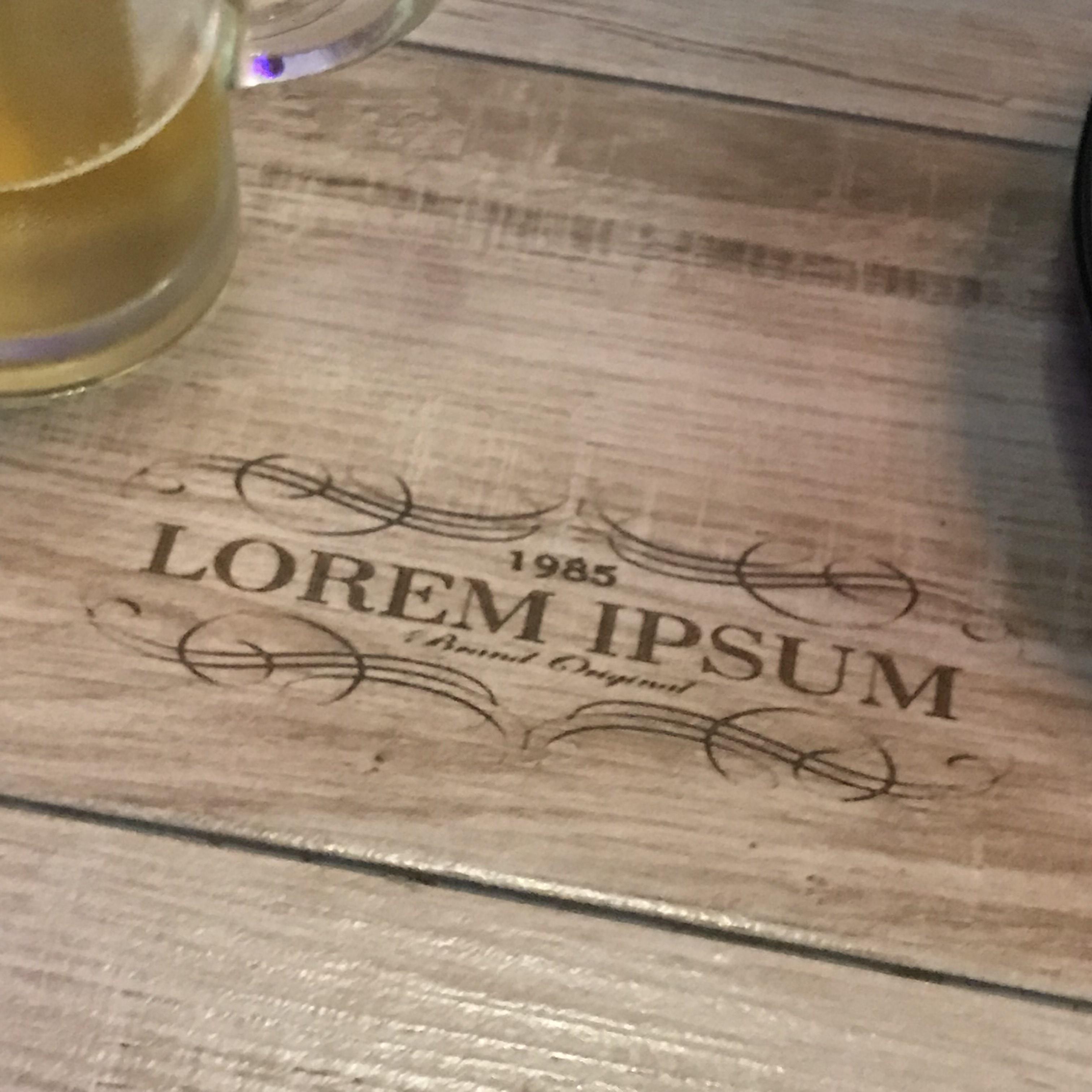 Lorem Ipsum since1985