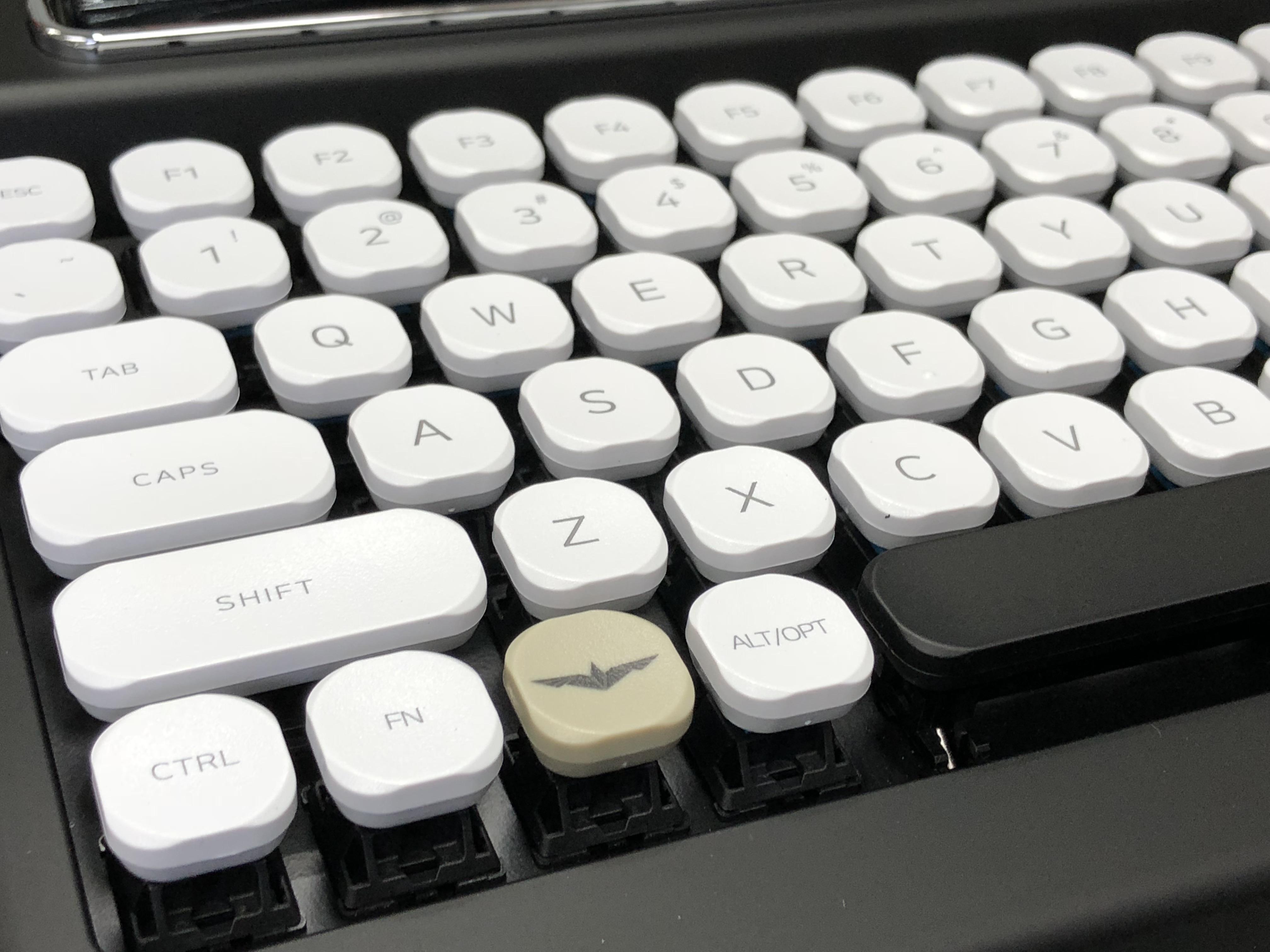Hello Penna keyboard.