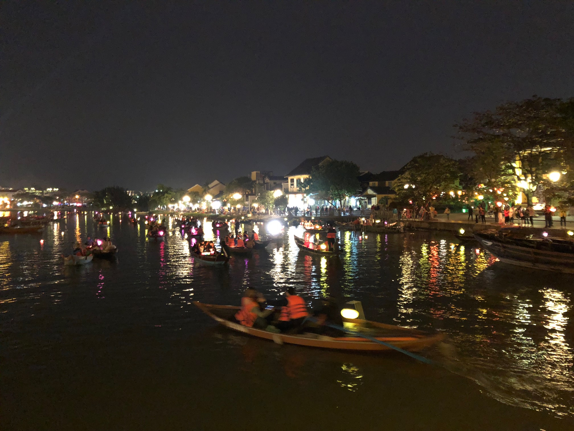 An evening at Hoi An