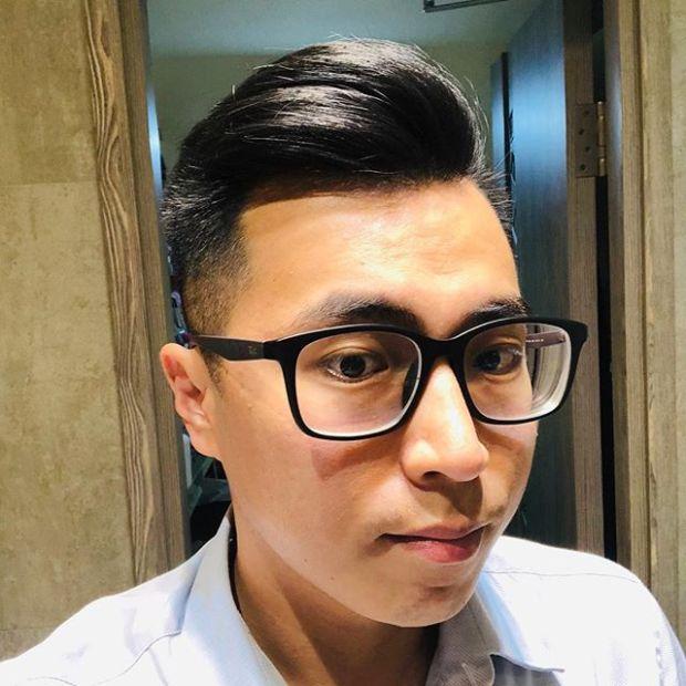 Haircut done.
