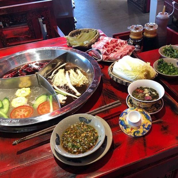 Hotpot for cold weather.