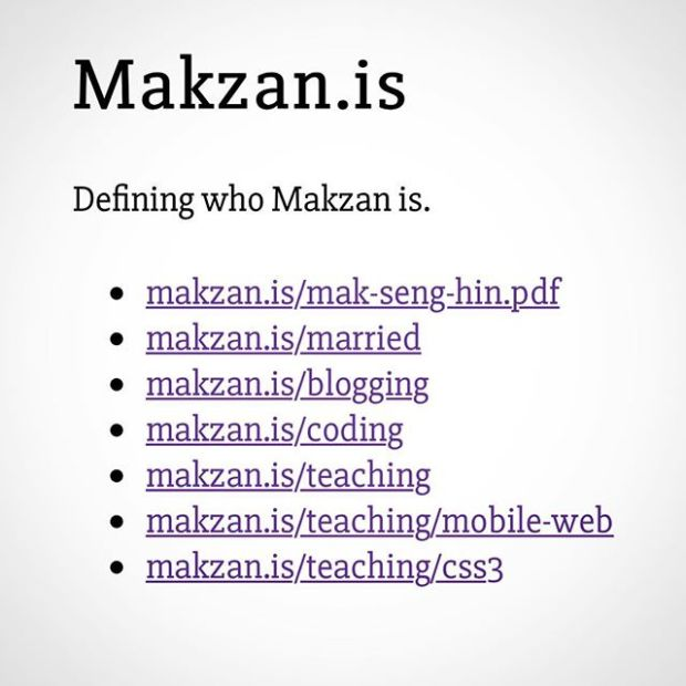 http://who.makzan.is ??