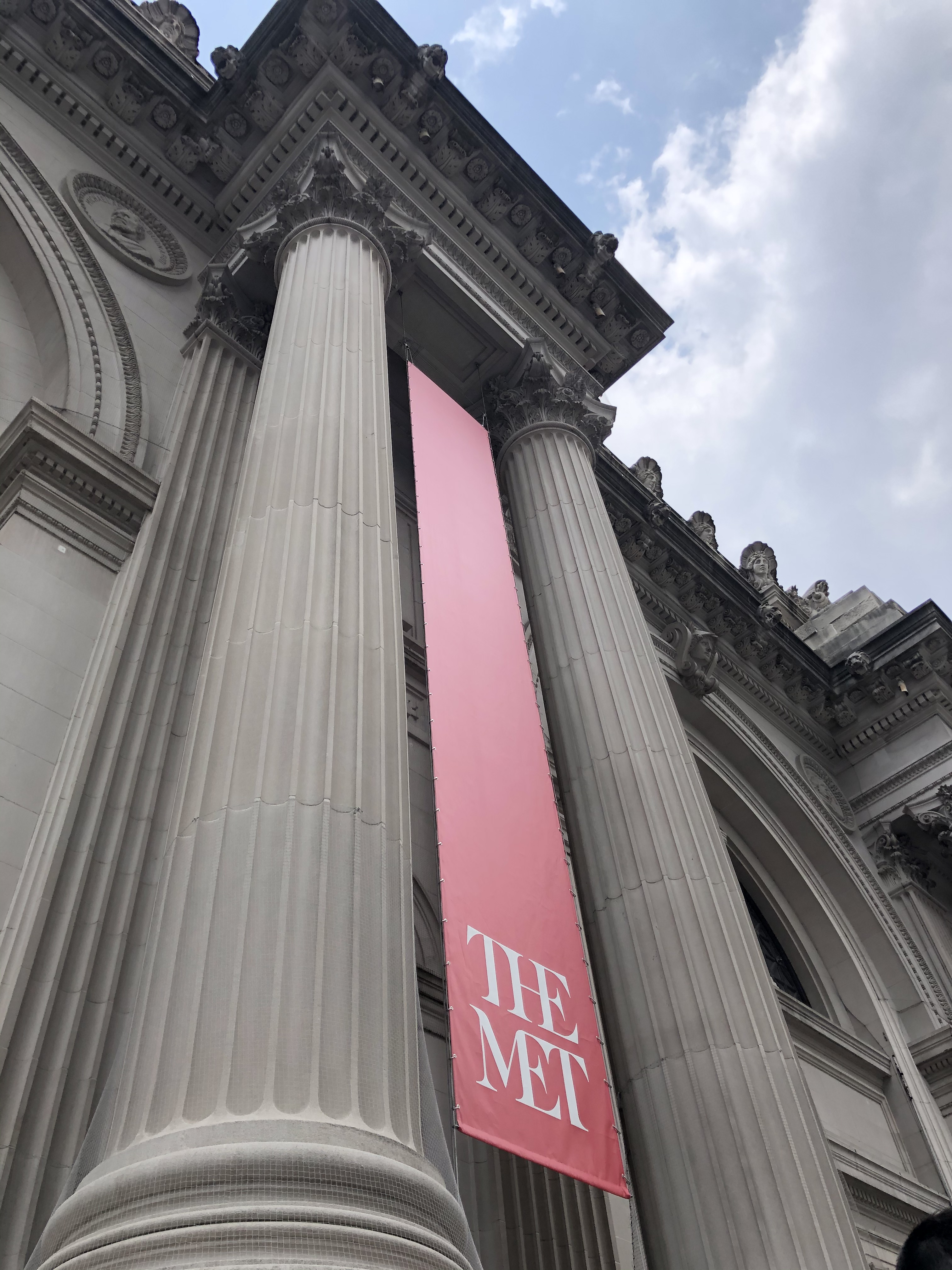 Visiting the MET