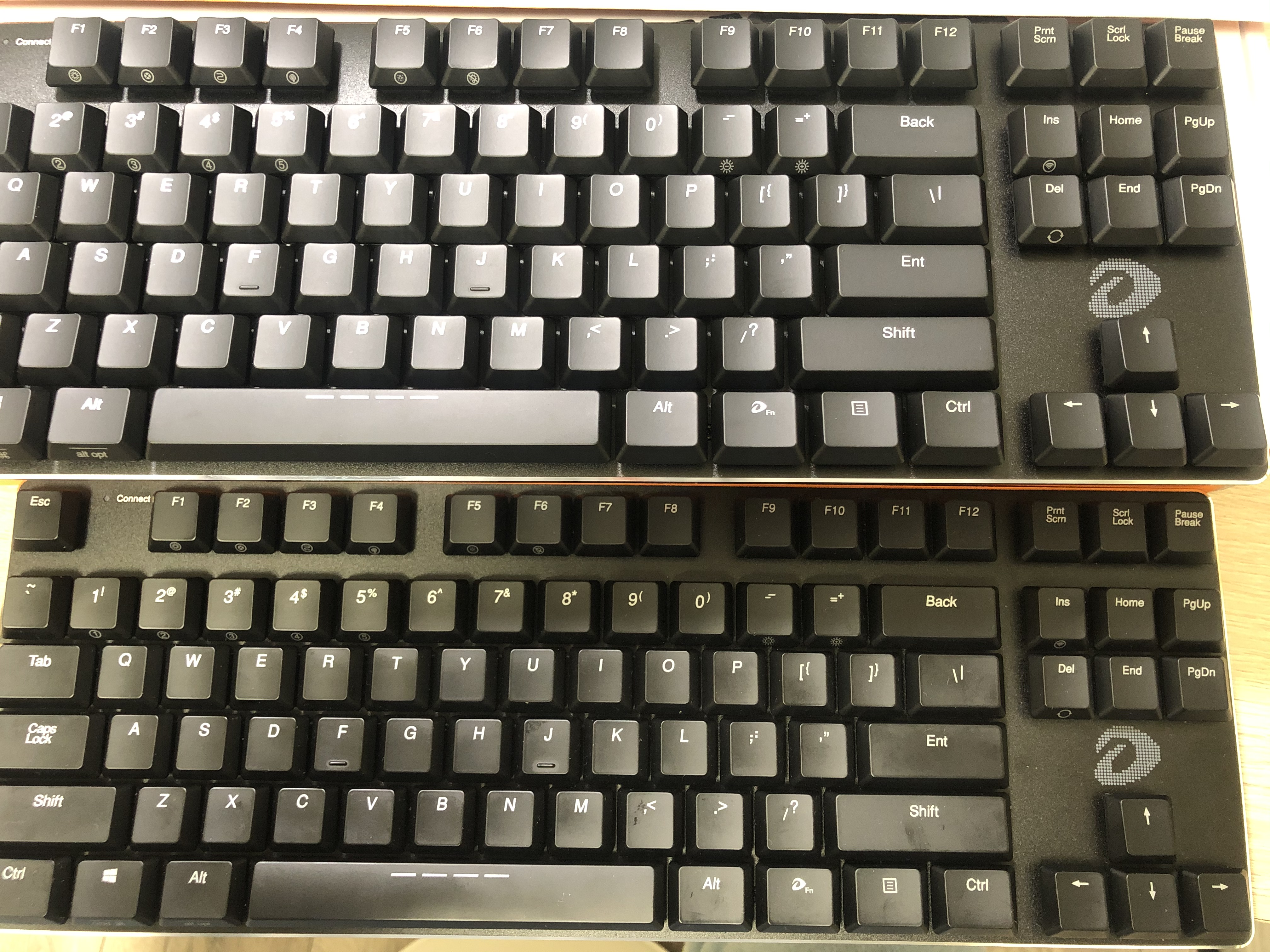 What is better than having one good keyboard? Have two of them. One for office and one for home.
